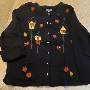 Breckenridge Birdhouse sweatshirt sweater